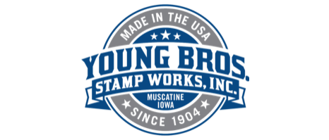 Young Brothers Stamp Works Part Marking